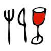 agendastickertje uit eten | diner