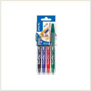 uitgumbare pennen